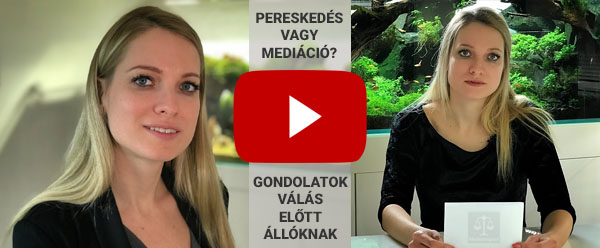 Videó-tár a mediációról